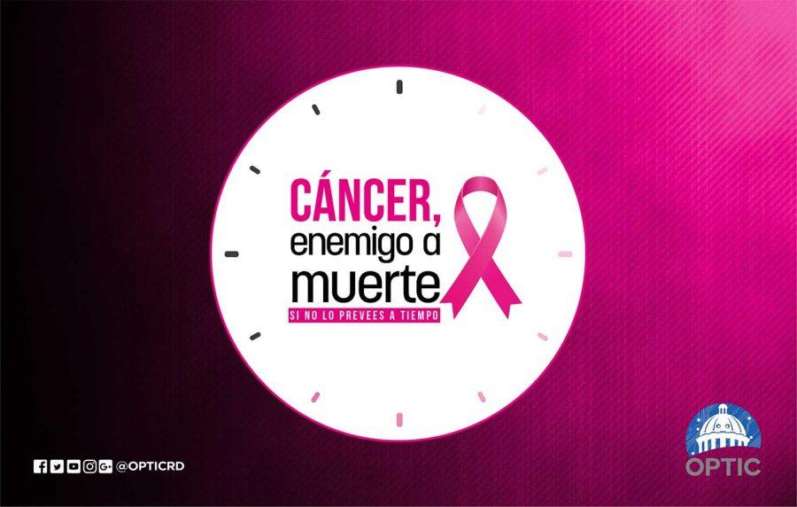 Imagen de campaña contra el cáncer