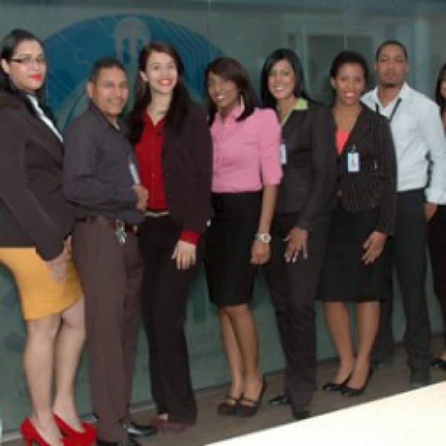 Miembros de la Asociación de Servidores Públicos de la OPTIC