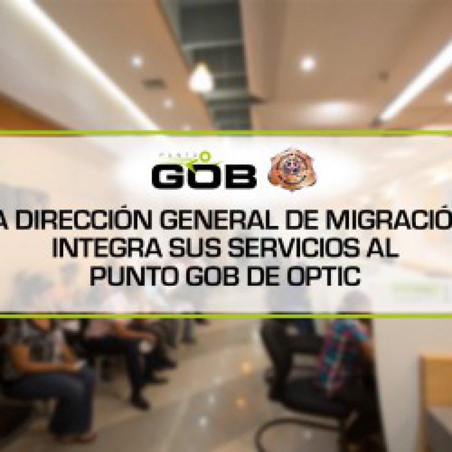 Punto GOB Megacentro