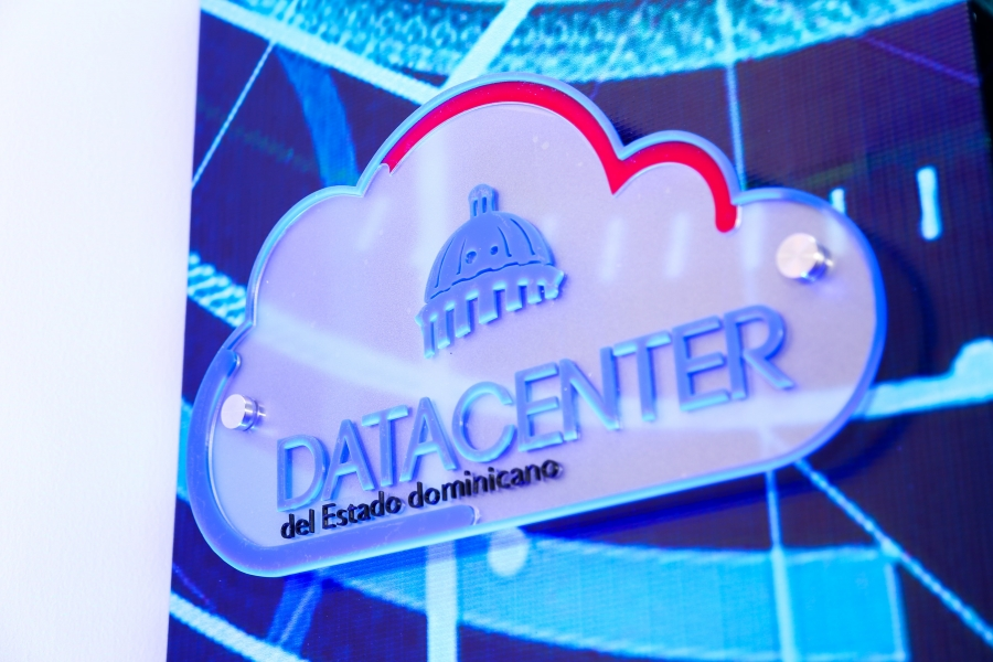 Logo Data Center del Estado Dominicano