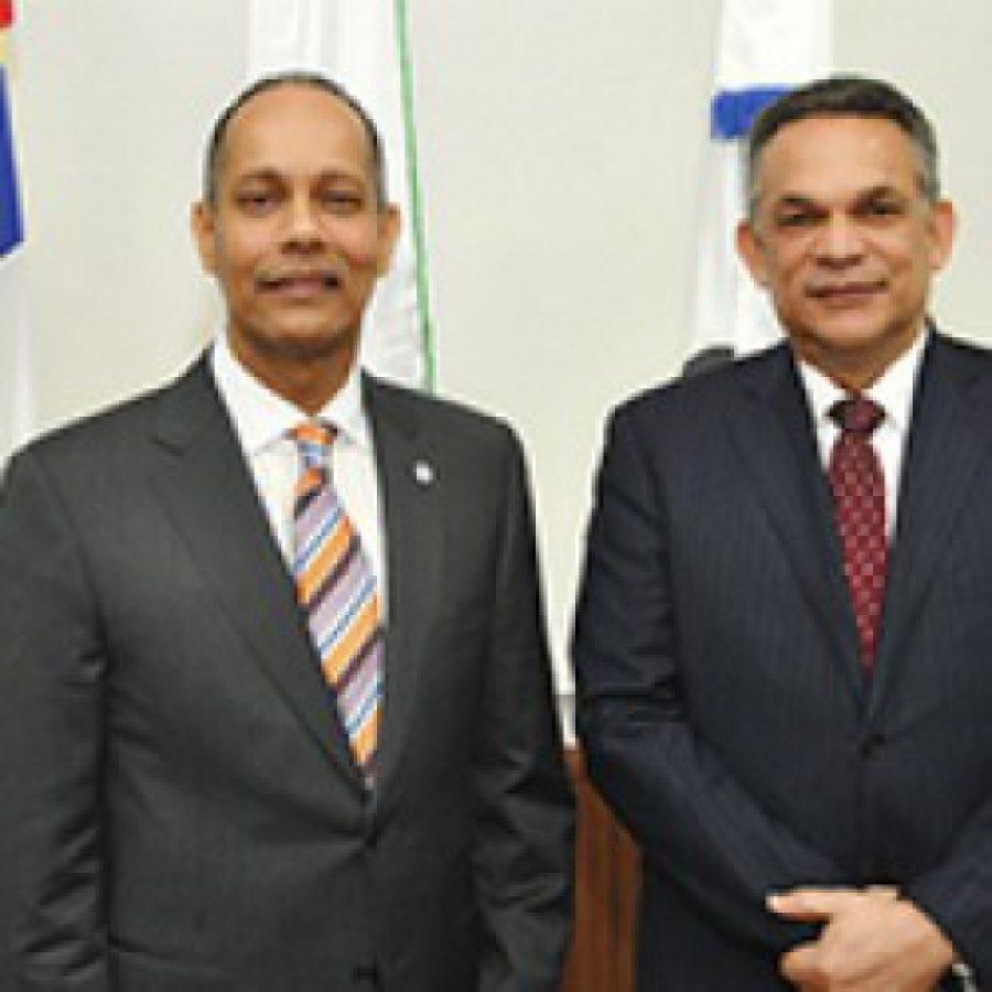 Director de la OPTIC y ministro del MAP