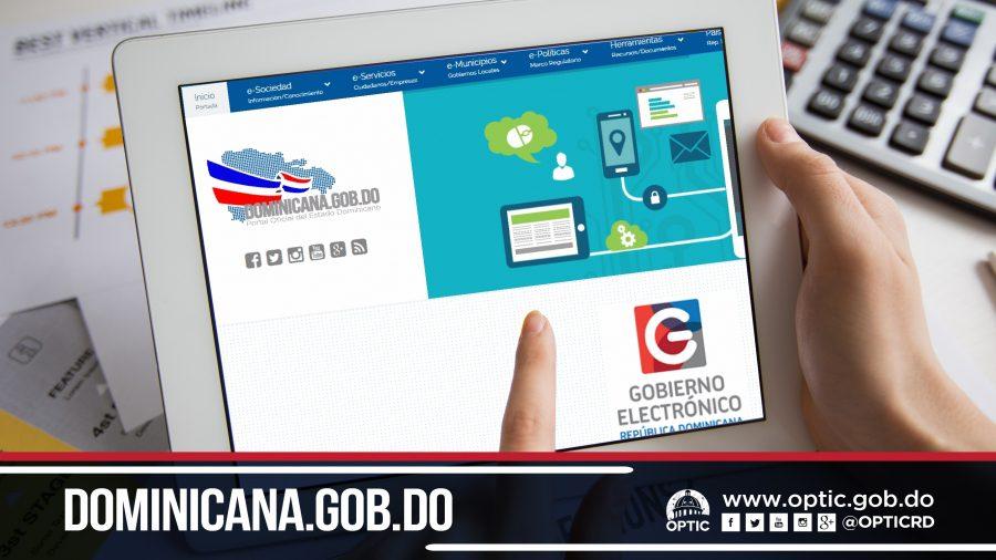Portal del Estado Dominicano