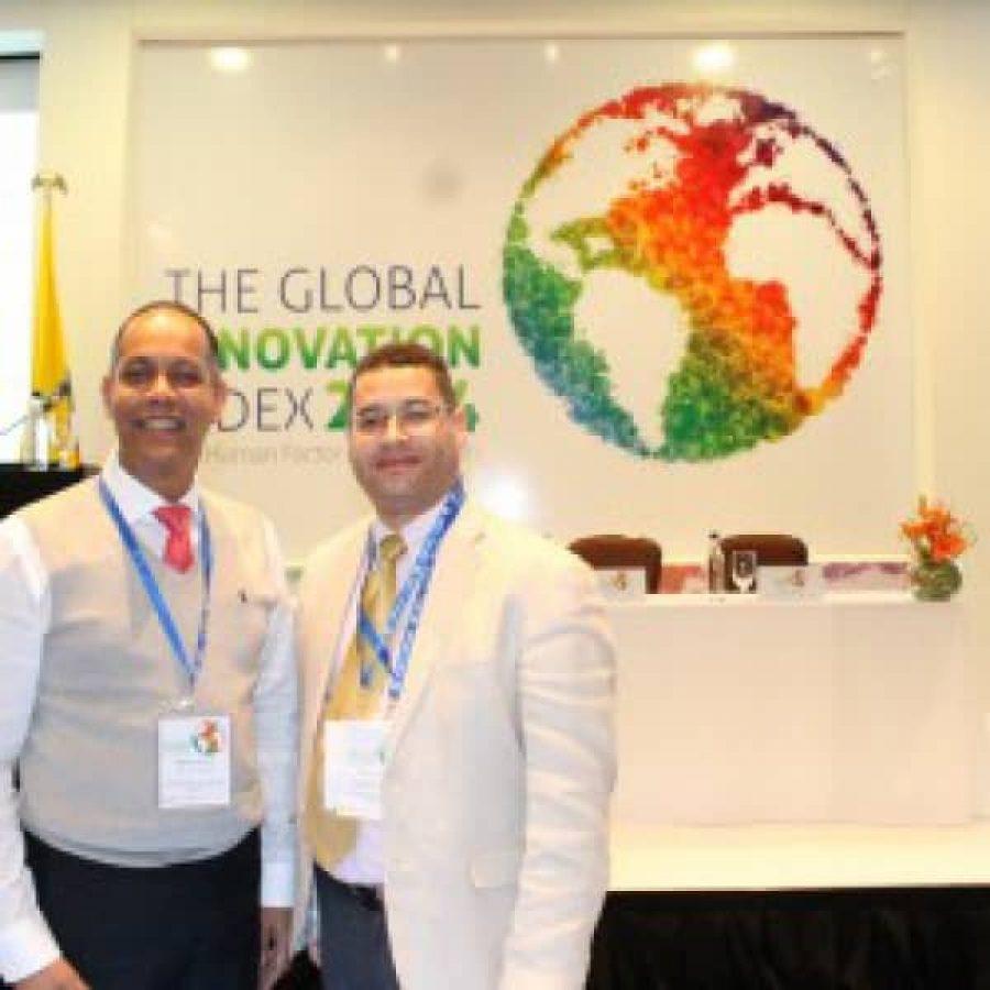 Director de la OPTIC en el Indice Global de Innovación