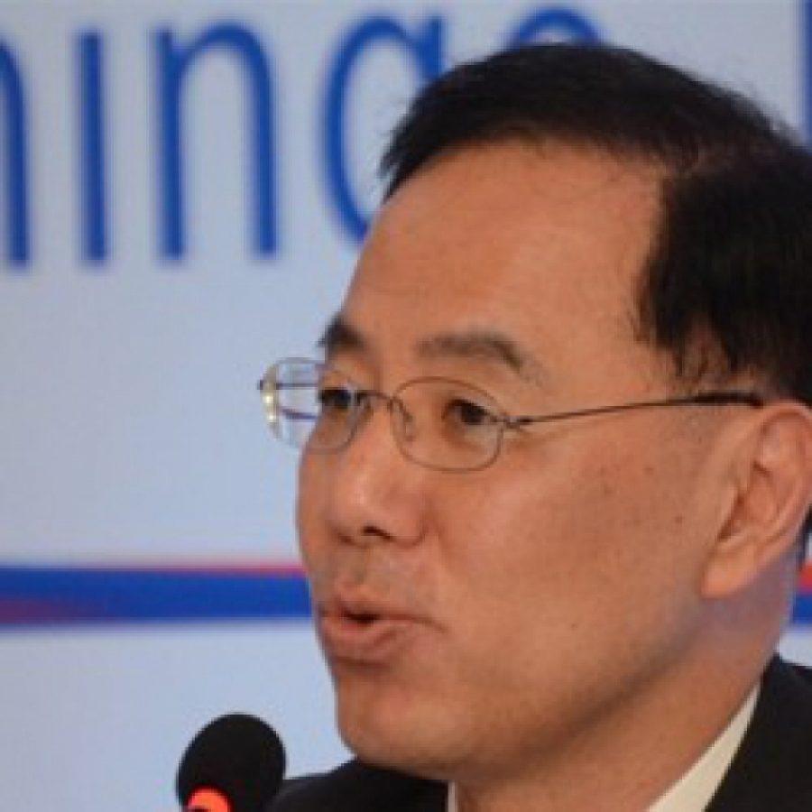 Director del Ministerio de Ciencias de Corea, Wonki Min