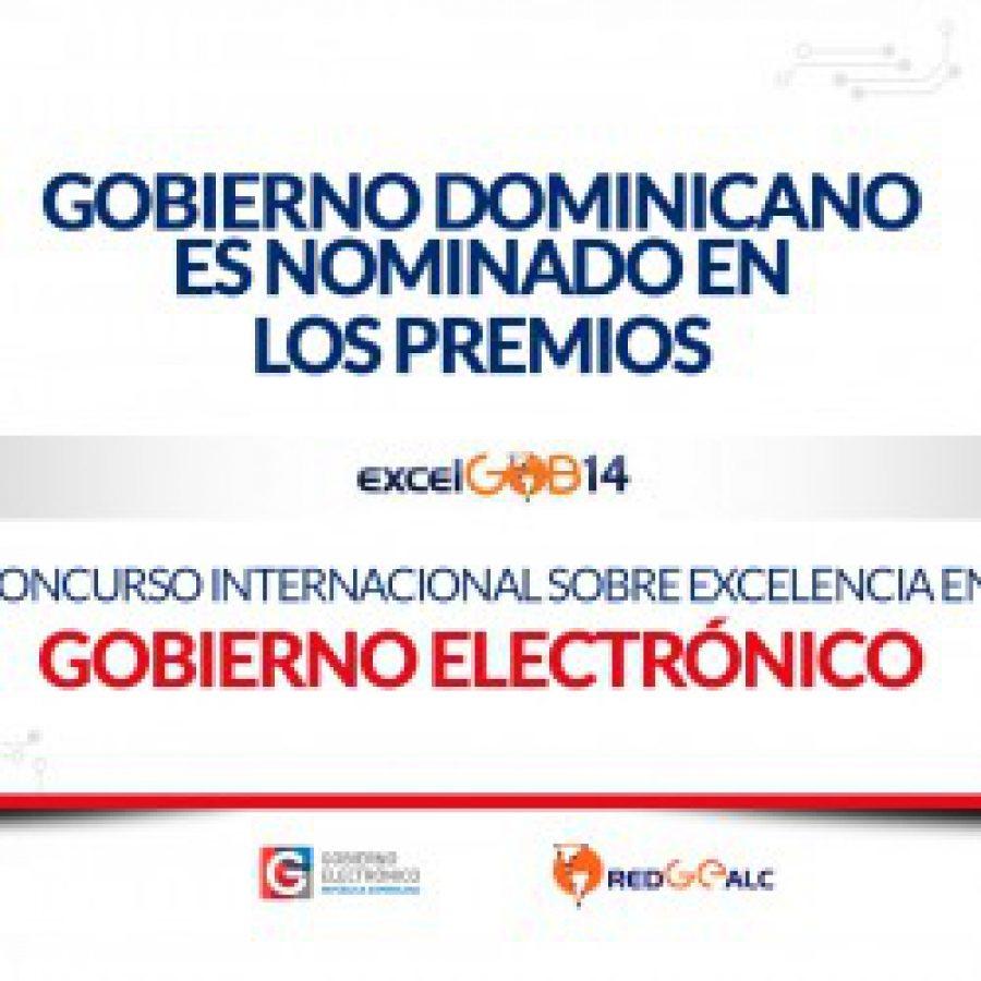 Nominación internacional sobre excelencia de gobierno electrónico