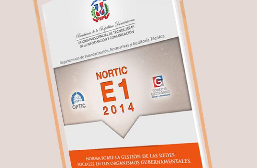 Normativa NORTIC E1