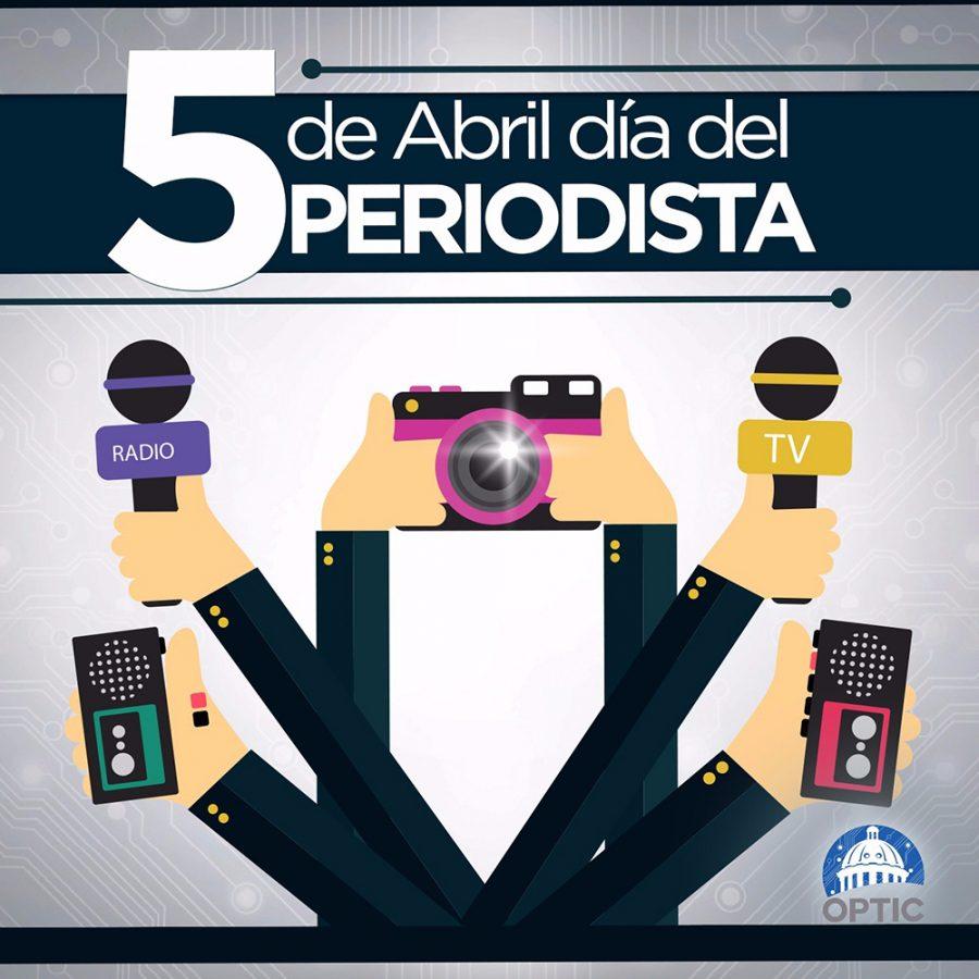 5 de Abril, día del periodista