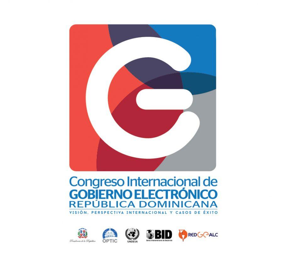Logo de Gobierno Electrónico en RD