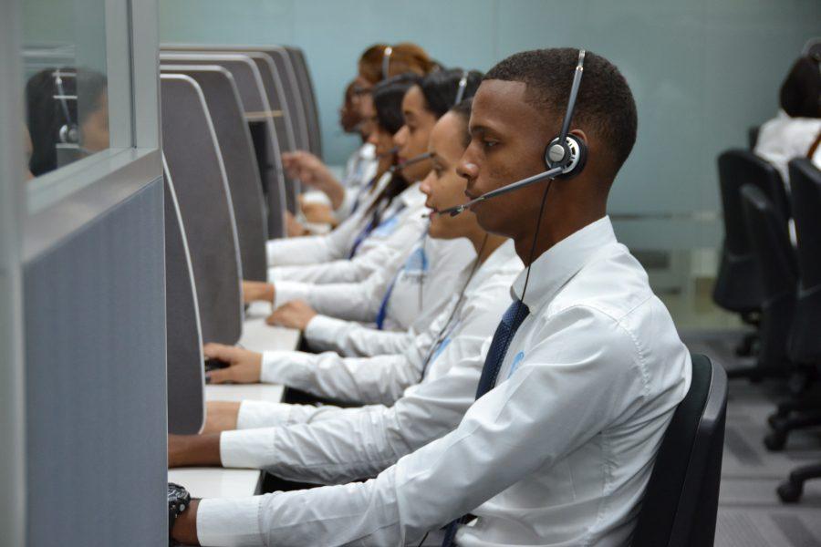 Representantes del Call Center